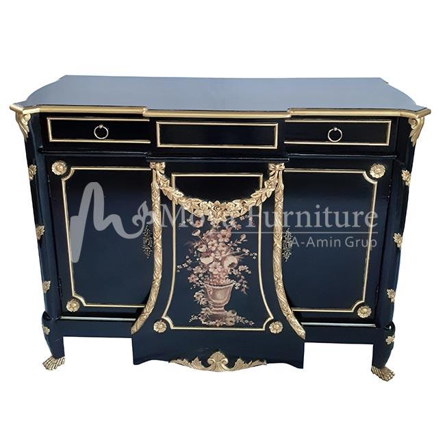 Antique cabinet paint - Indonesian furniture manufacturer
