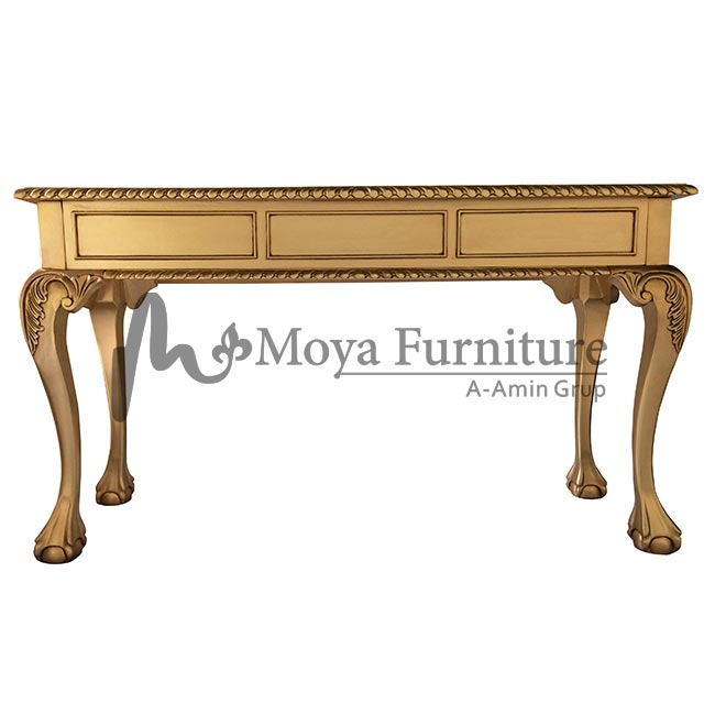 Antique style writing desk - classic furniture manufacturers indonesia