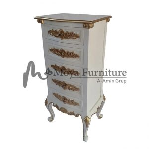 Antique chest of drawers living room