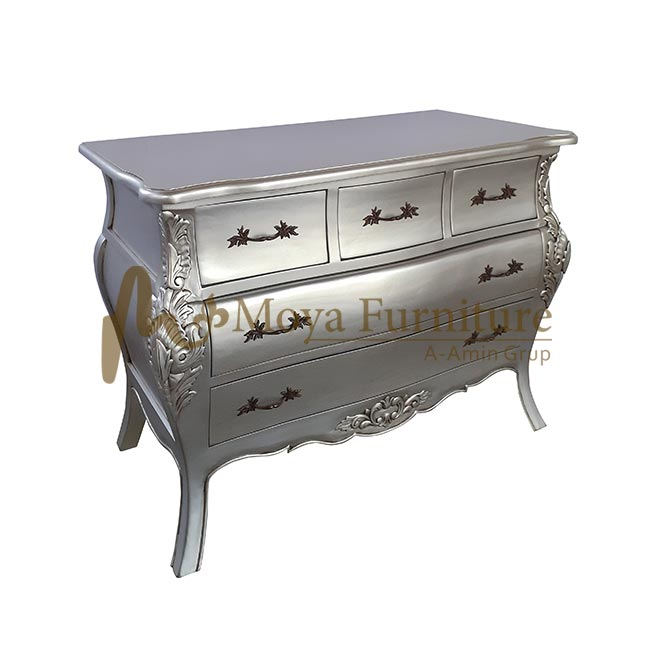 commode bedside table - indonesia classic furniture - antique indonesian furniture - antique commode